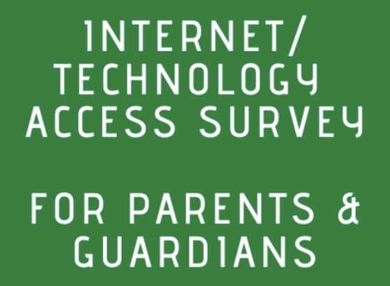 Internet/Technology Access Survey