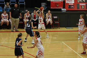 Lady Cardinals Defeat The Kenesaw Blue Devils