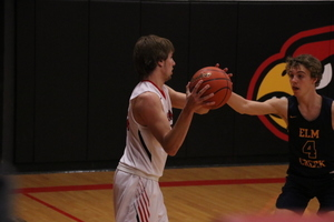 Cardinals Boys Team Blowout Red Cloud