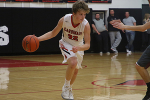 Cardinal Boys Blows Away the Red Raiders in RPAC Quarterfinals