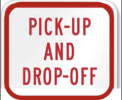 Drop-off/Pick-up May 1