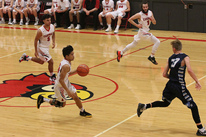 Alma Boys Basketball Shut Down Wil-Hil