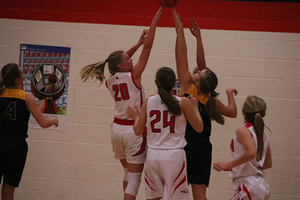 Lady Cardinals Take A Tough Loss