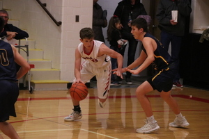 Cardinals Split Games in Holiday Tournament