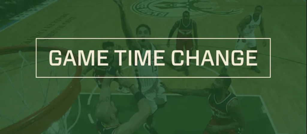 Time Change Graphic