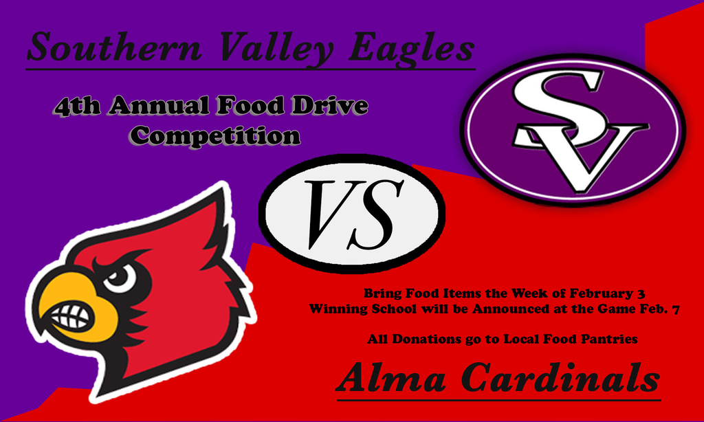 Graphic for Food Drive