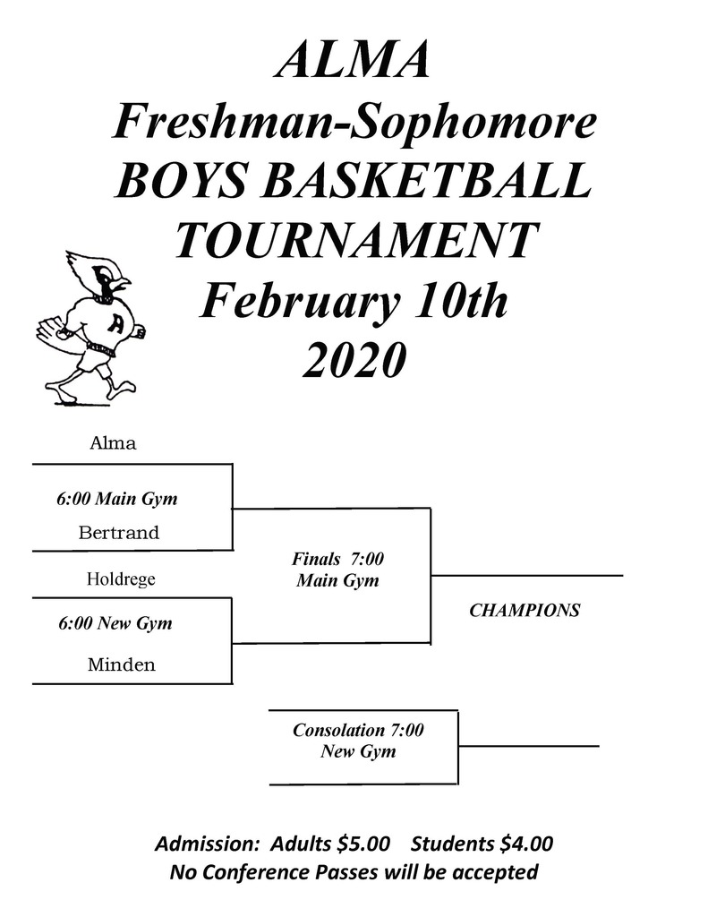 Tournament Schedule